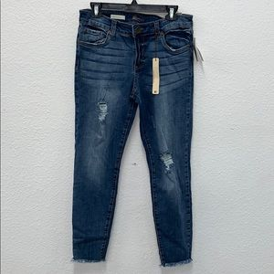 Kut  from the kloth Jeans distressed